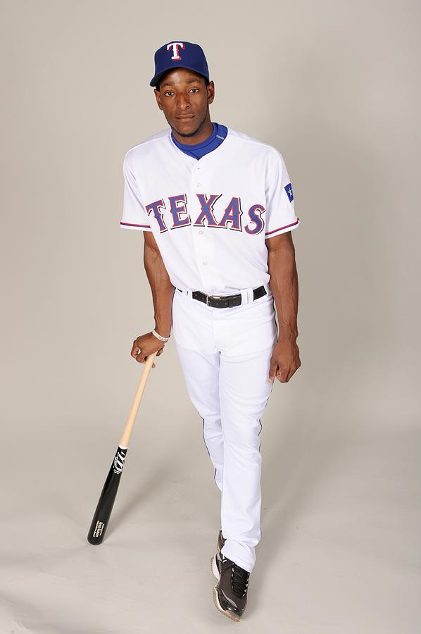 Texas Rangers Photo Day Photograph by Harry How