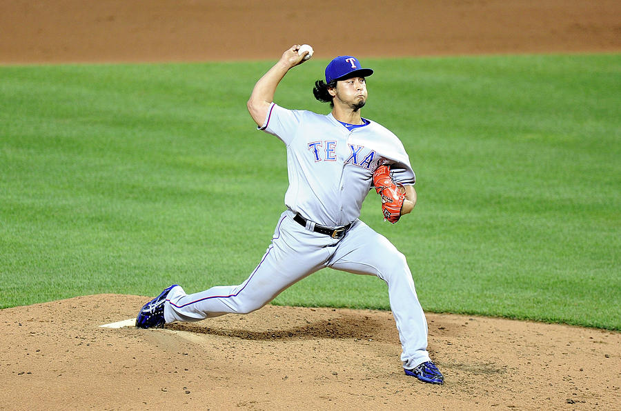 Texas Rangers V Baltimore Orioles Photograph by G Fiume