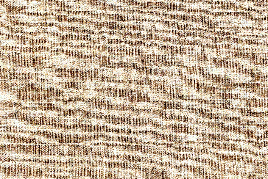 Texture Canvas Fabric As Background Photograph By Wanlop