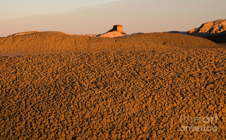 Textures Photograph - Textures In The Bisti Wilderness by Vivian Christopher