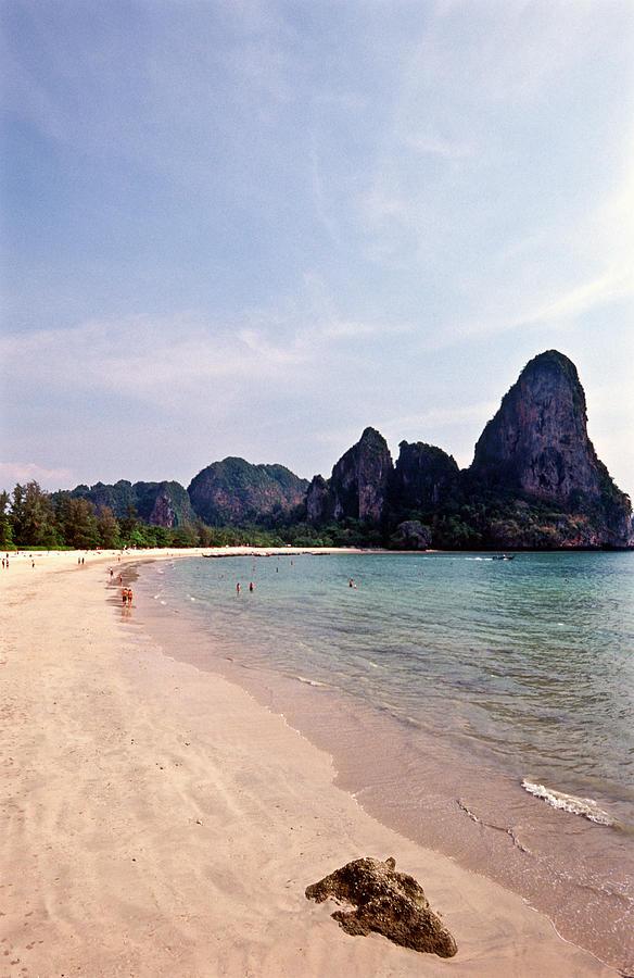 Thailand, Krabi Province, Railay West Photograph by Tropicalpixsingapore