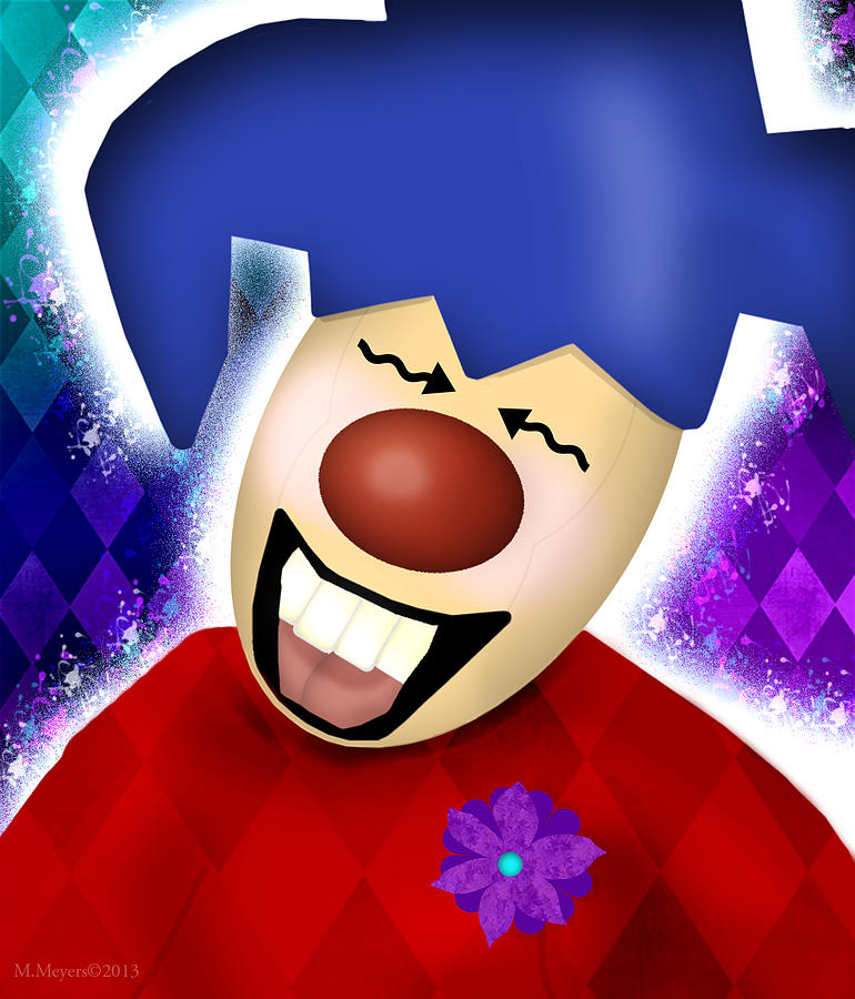 Jester Digital Art - Thats Funny by Melisa Meyers