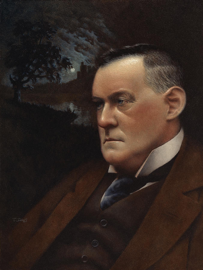 Hilaire Belloc Painting - The 29th Of October by Timothy Jones