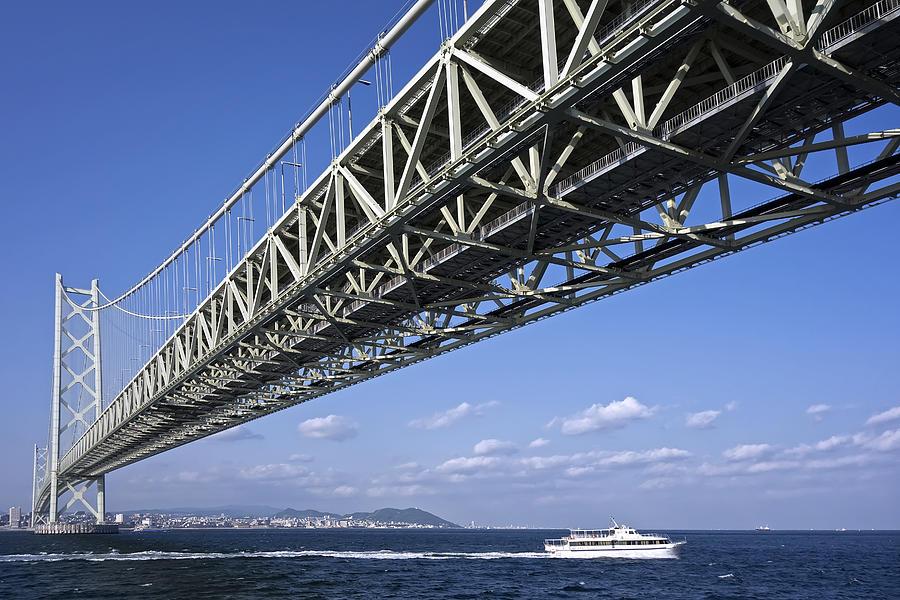 Bridges Photograph - The 8th Wonder Of The World by Daniel Hagerman