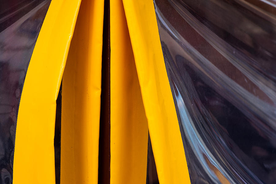 Abstract Photograph - The Angle Project - Covered Angle - Featured 2 by Alexander Senin