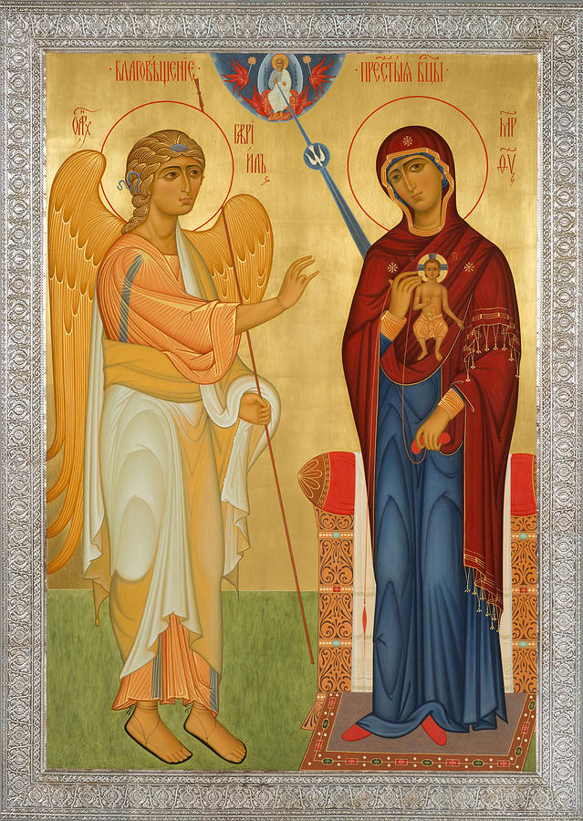 Image result for ustyug annunciation