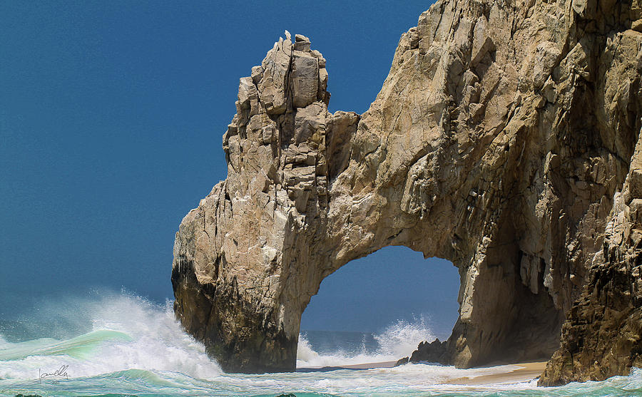 The Arch Of Los Cabos San Lucas Photograph by Marc Javelly