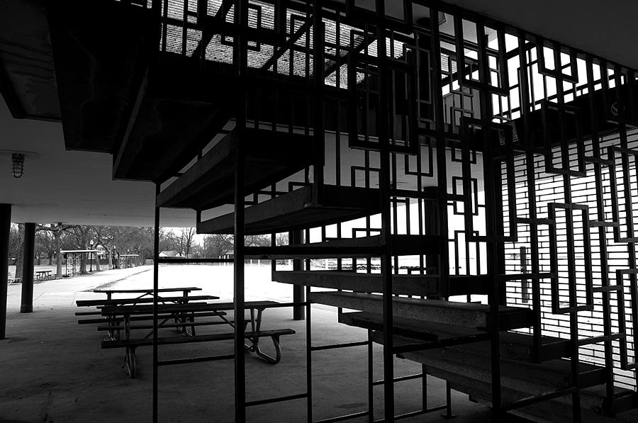 Black And White Photograph - The Architect by Diana Angstadt