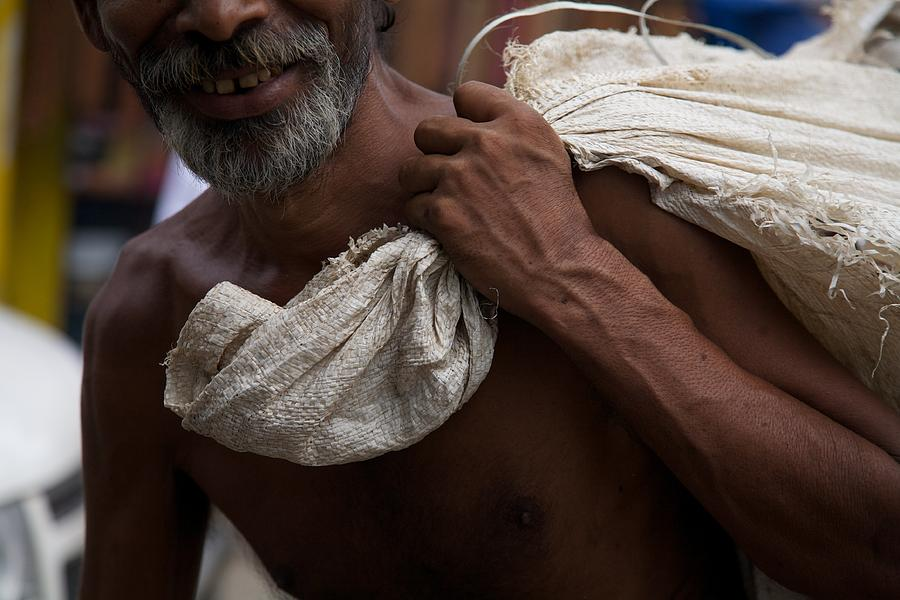 India Photograph - The Arm by Lee Stickels