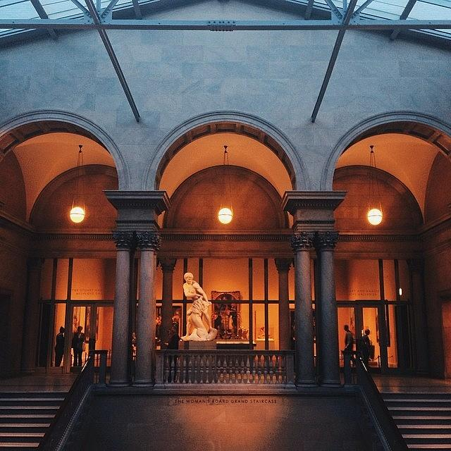 Vsco Photograph - The Art Institute Of Chicago Is by Jacob Davidson