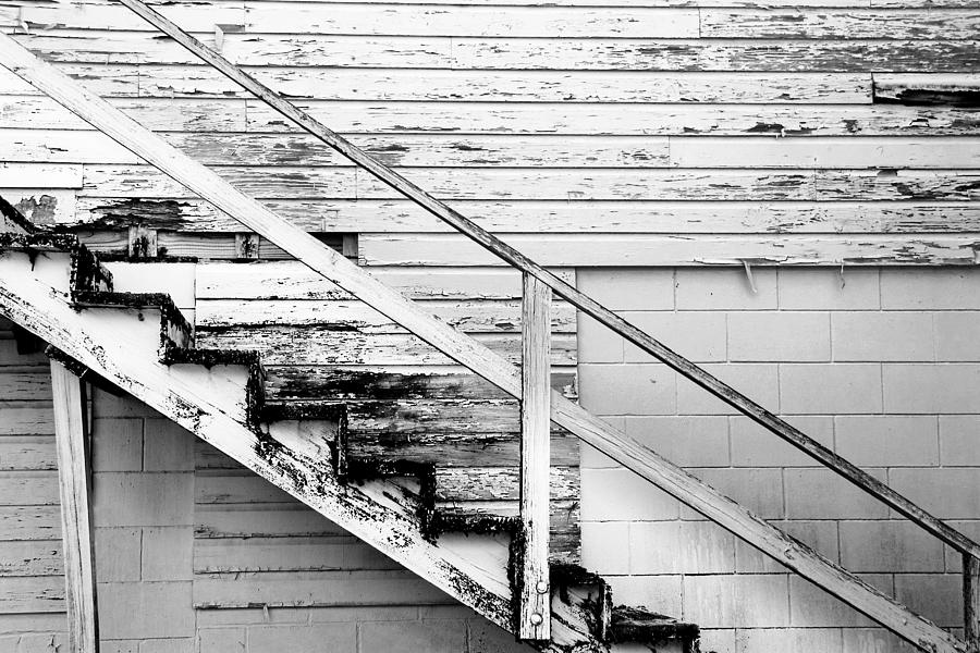 The Back Stairs by Beverly Stapleton