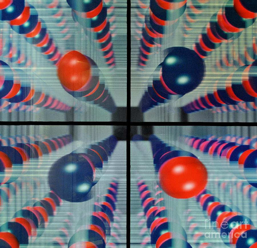 Modern Photograph - The Balls by Jost Houk