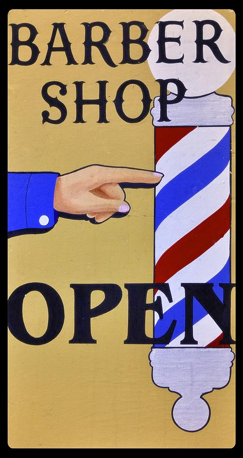 The Barber Photograph