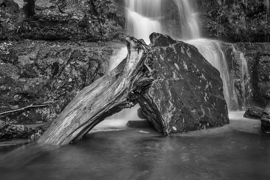 Waterfall Photograph - The Base Of The Falls by Rick Berk