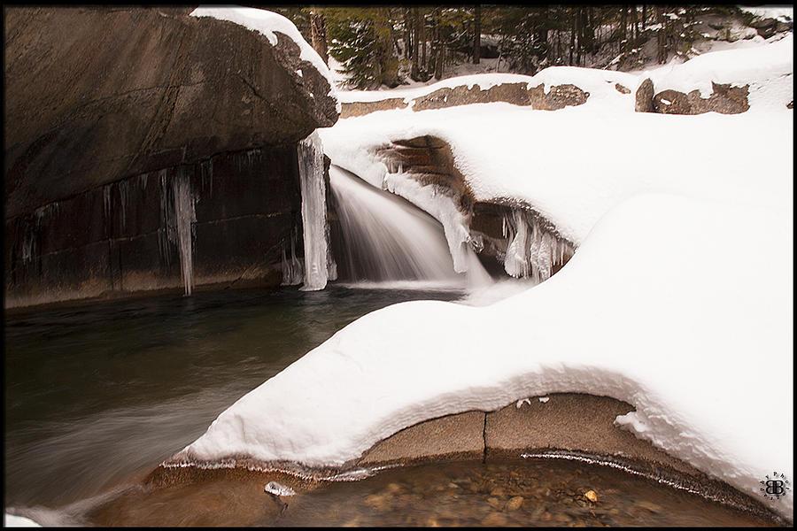 The Basin Photograph - The Basin by Christine Nunes