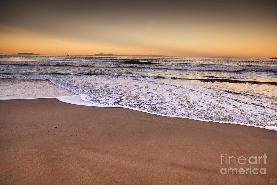 Beach Photograph - The Beach by David Millenheft
