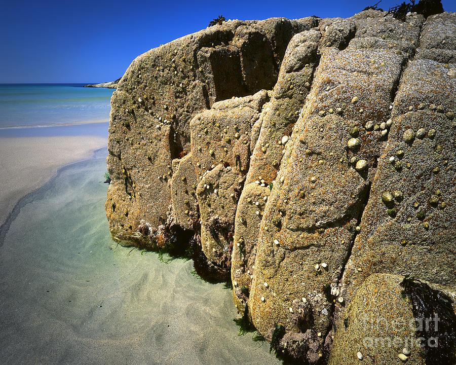 European Photograph - The Beach by Edmund Nagele