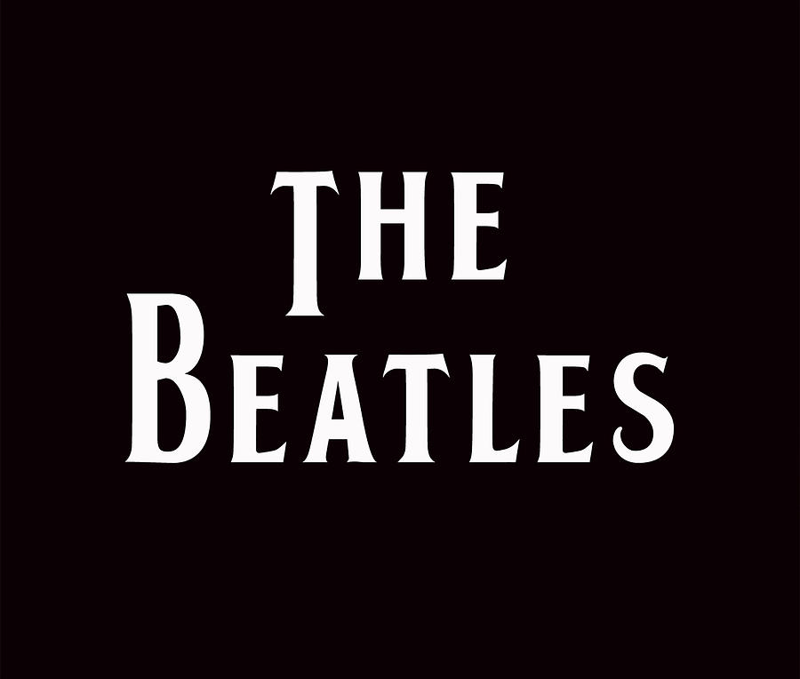 The Beatles Digital Art - The Beatles by Marvin Blaine