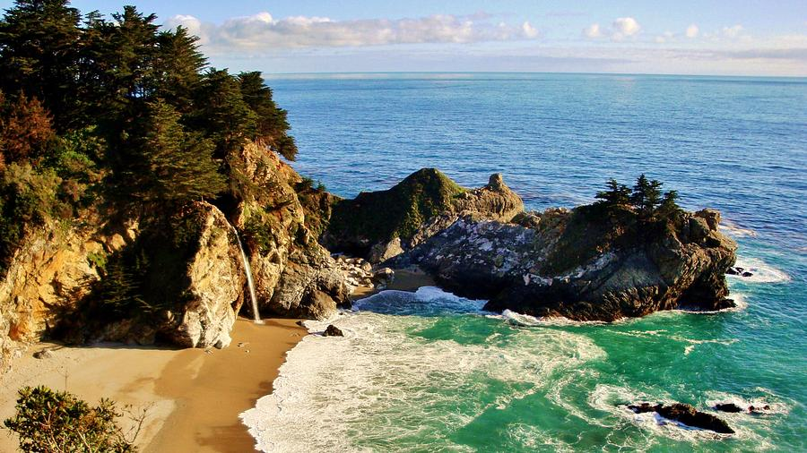 California Photograph - The Beauty Of Big Sur by Benjamin Yeager