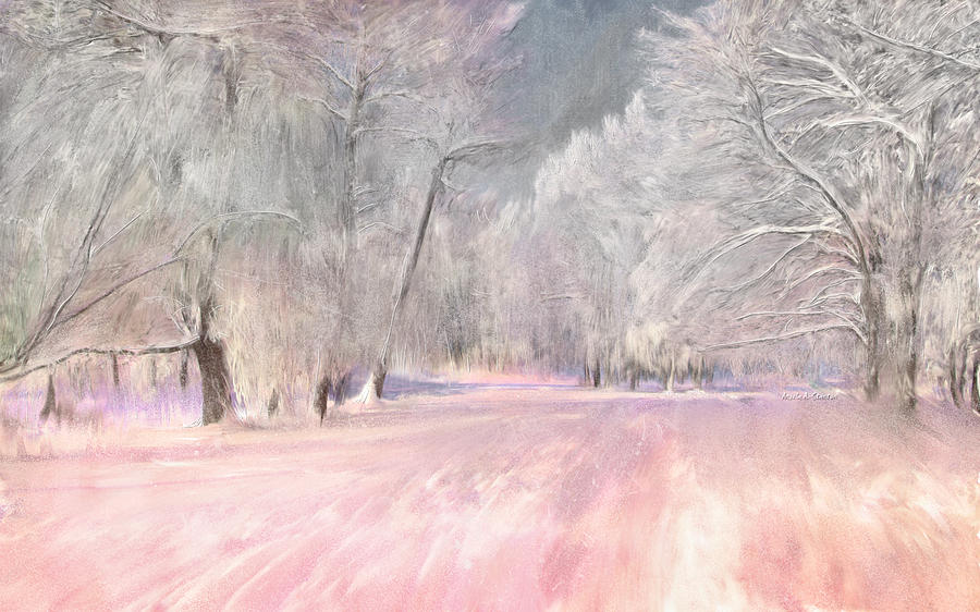 The Beauty Of Winter Painting