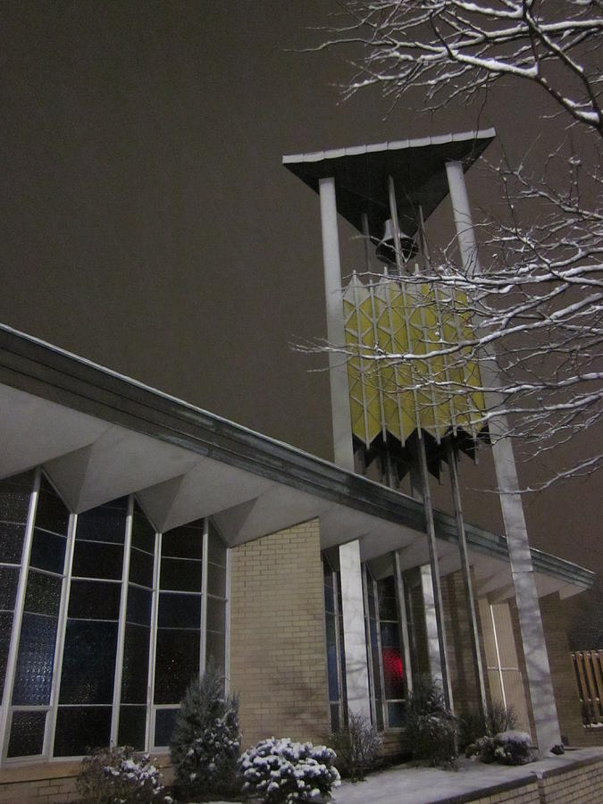 Church Photograph - The Bells Are Silent by Guy Ricketts