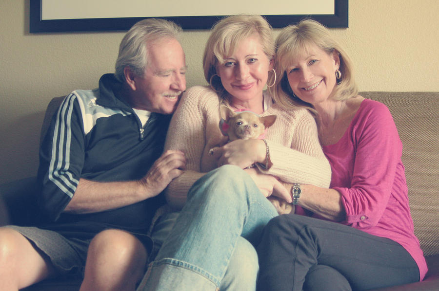 Family Photograph - The Best by Laurie Search