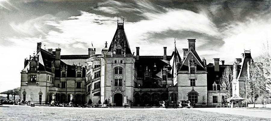 Biltmore Estate Photograph - The Biltmore Estate 2 by Luther Fine Art