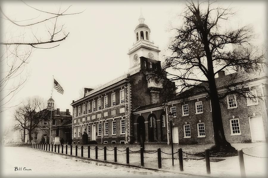 The Birthplace Of Freedom Photograph - The Birthplace Of Freedom by Bill Cannon