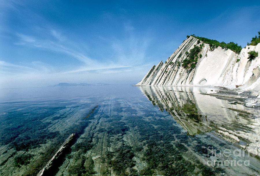 Black Sea Photograph - The Black Sea Coast by Vladimir Sidoropolev