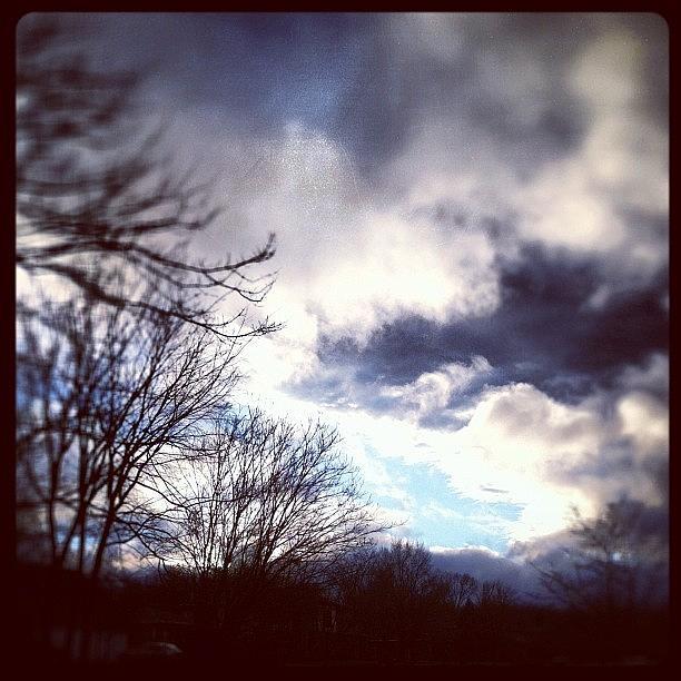 Blue Photograph - The Bluest Sky by J Telischak