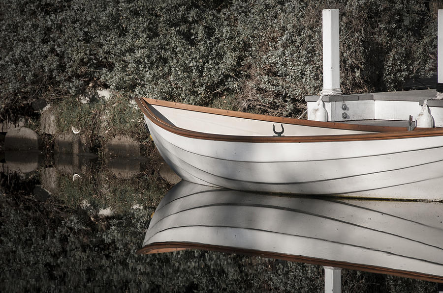 The Boat Narcissus by Kevin Bergen