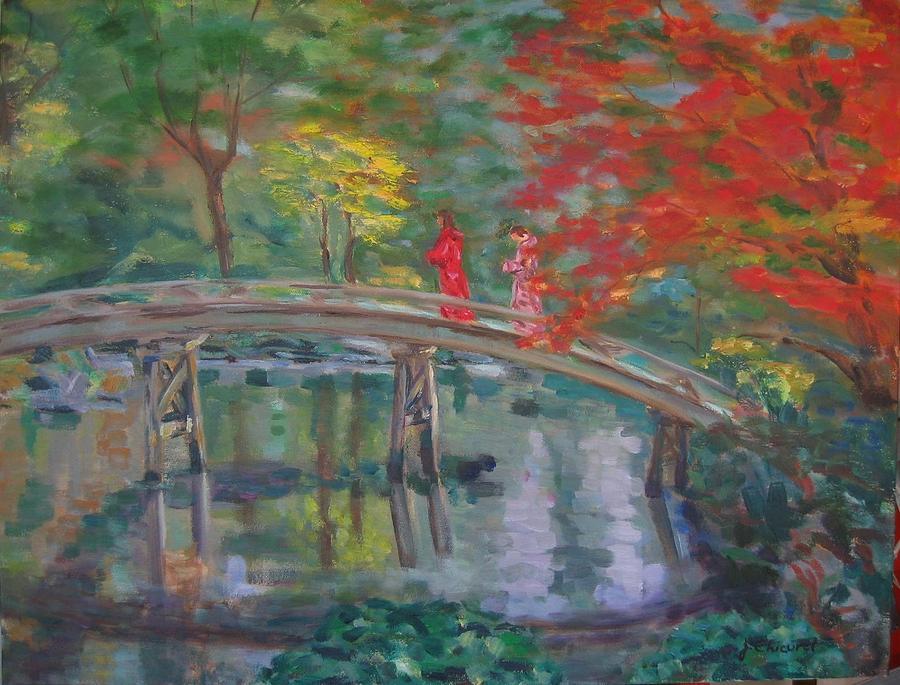 The Bridge by Joe Chicurel