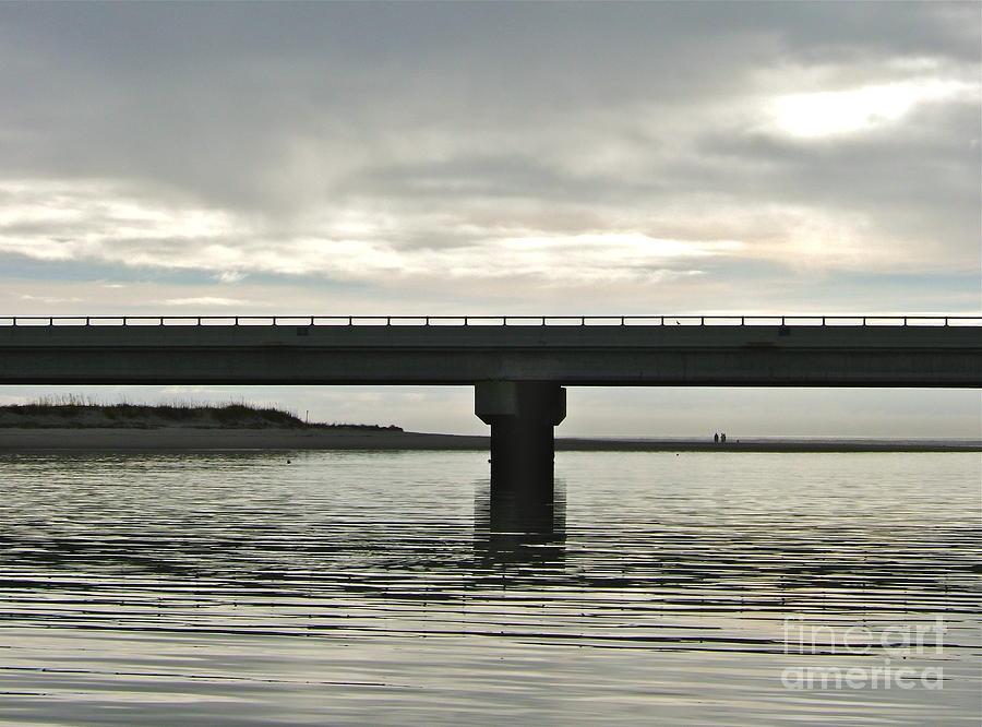 Bridge Photograph - The Bridge by Paul Foutz