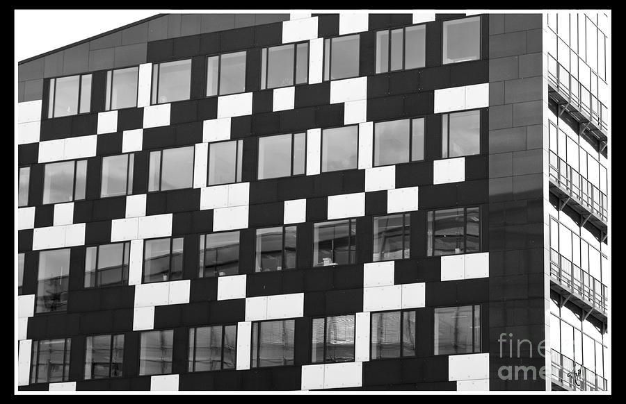 The Building Photograph - The Buildilng by Victoria Harrington