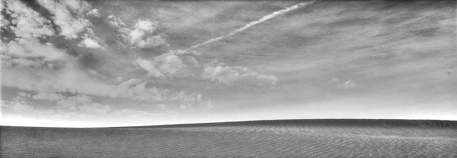 The Calm Photograph by Tony Santo