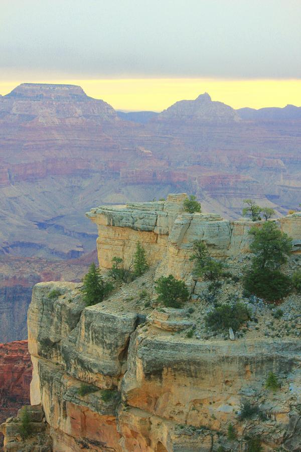 Landscapes Photograph - The Canyon Sunrise by Douglas Miller