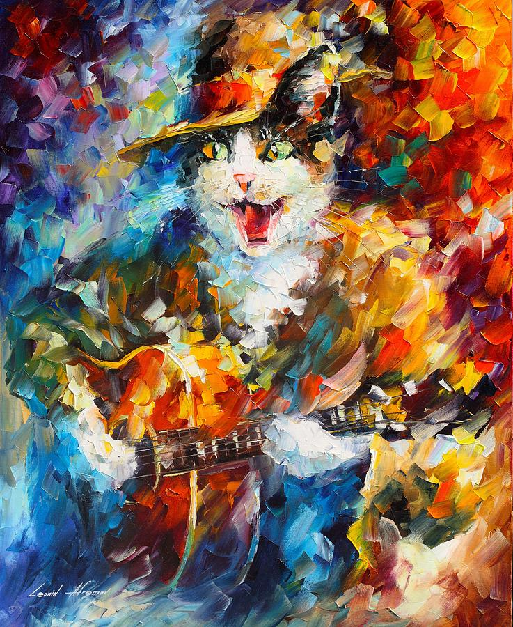 Afremov Paintings For Sale
