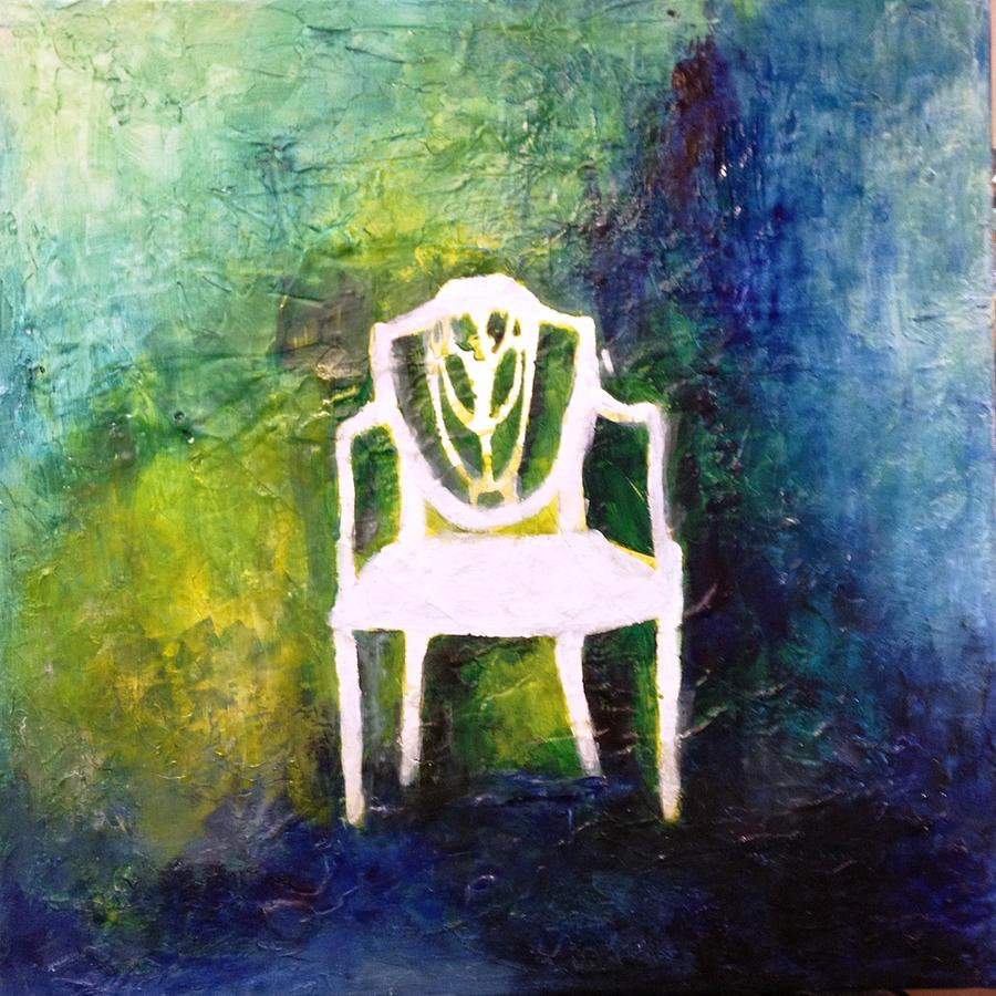 Furniture Painting - The Chair by Andrea Friedell