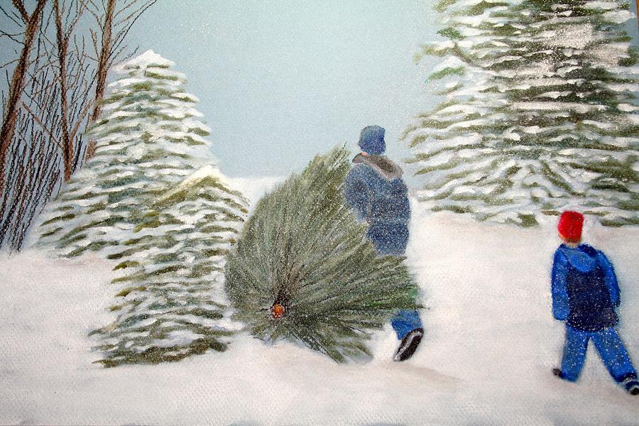 the Christmas Tree by Barbara Gulotta