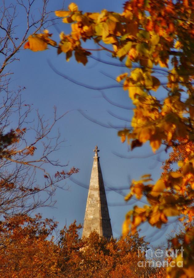 The Church In Goshen Photograph by Chet B Simpson