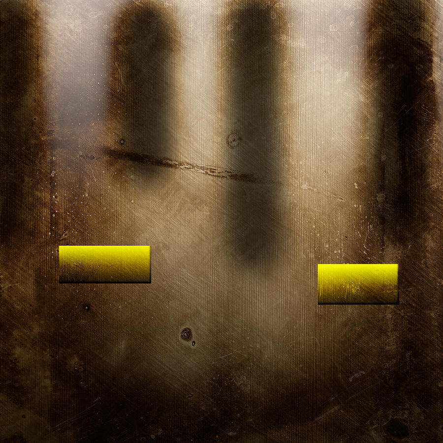 Abstract Digital Art - The City by Peter Tellone