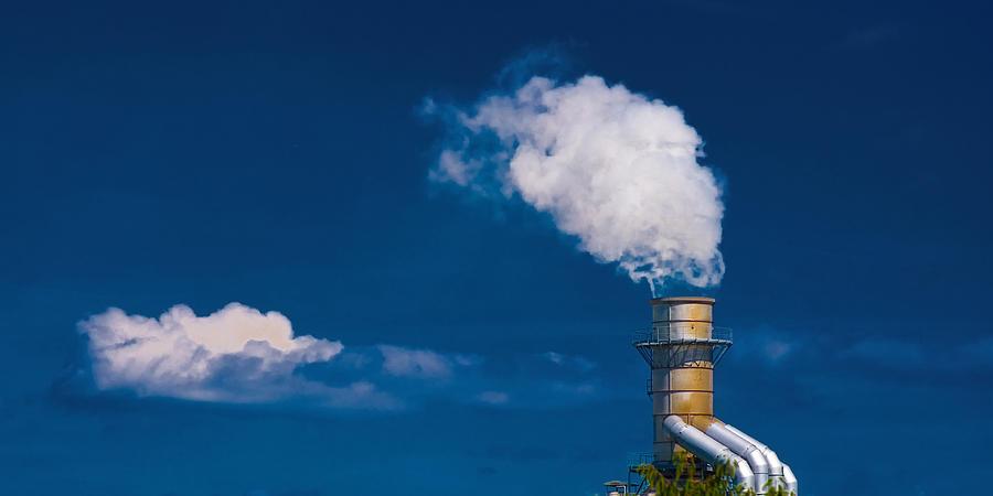 the cloud factory by Meirion Matthias