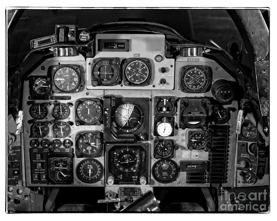 Cockpit Photograph - The Cockpit by Edward Fielding