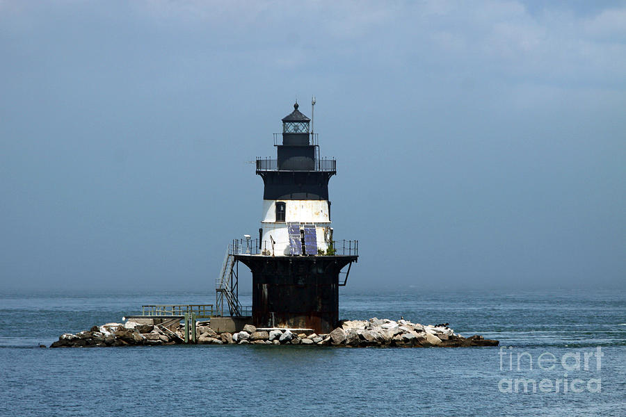 Lighthouse Photograph - The Coffee Pot Lighthouse by Christiane Schulze Art And Photography