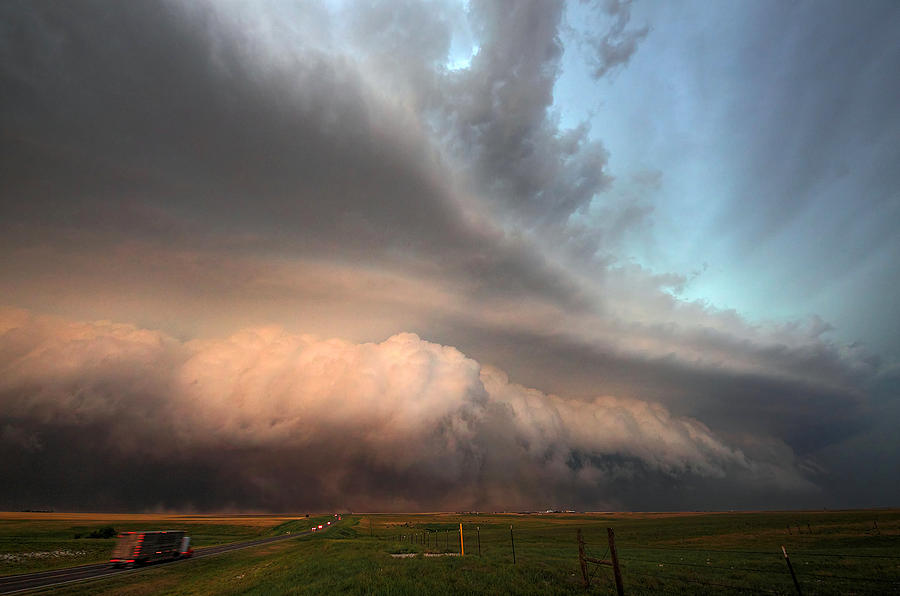 The Coming Storm Photograph
