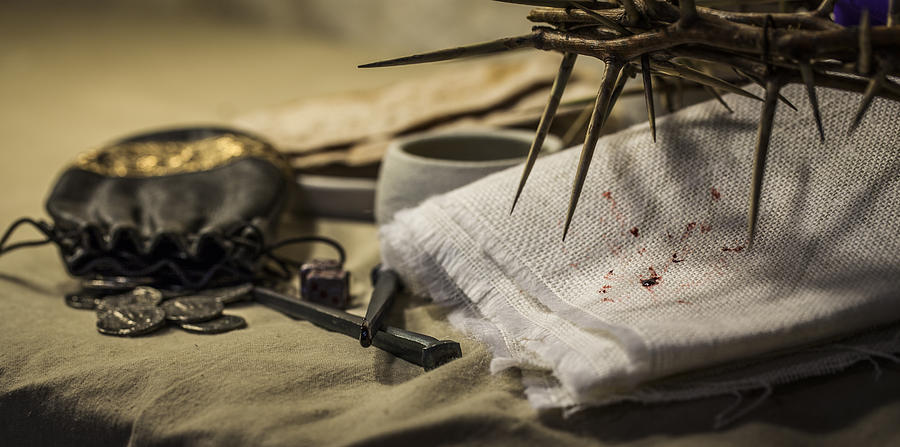 Christianity Photograph - The Cost Of Betrayal by Amber Kresge