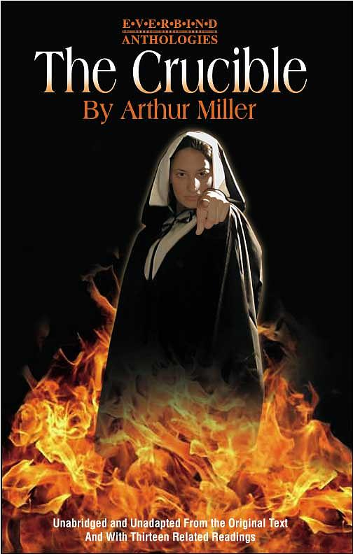the underlying theme and settings in arthur millers the crucible
