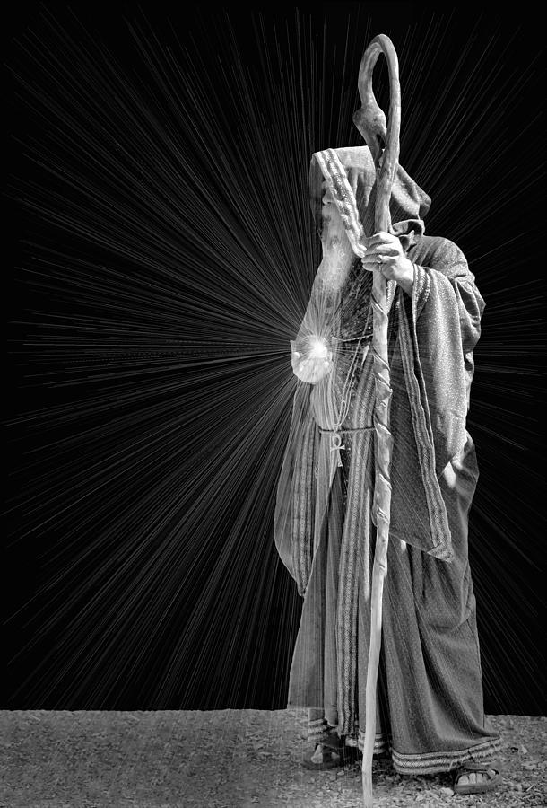 Crystal Photograph - The Crystal by Kristin Elmquist