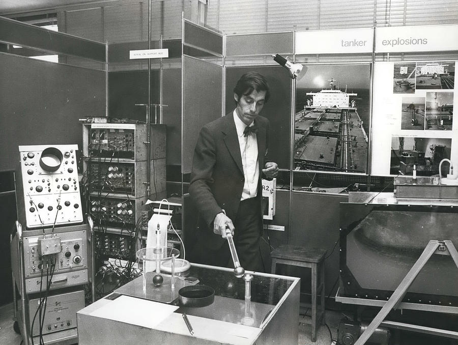 The Culham Laboratory Open Days. Photograph by Retro Images Archive
