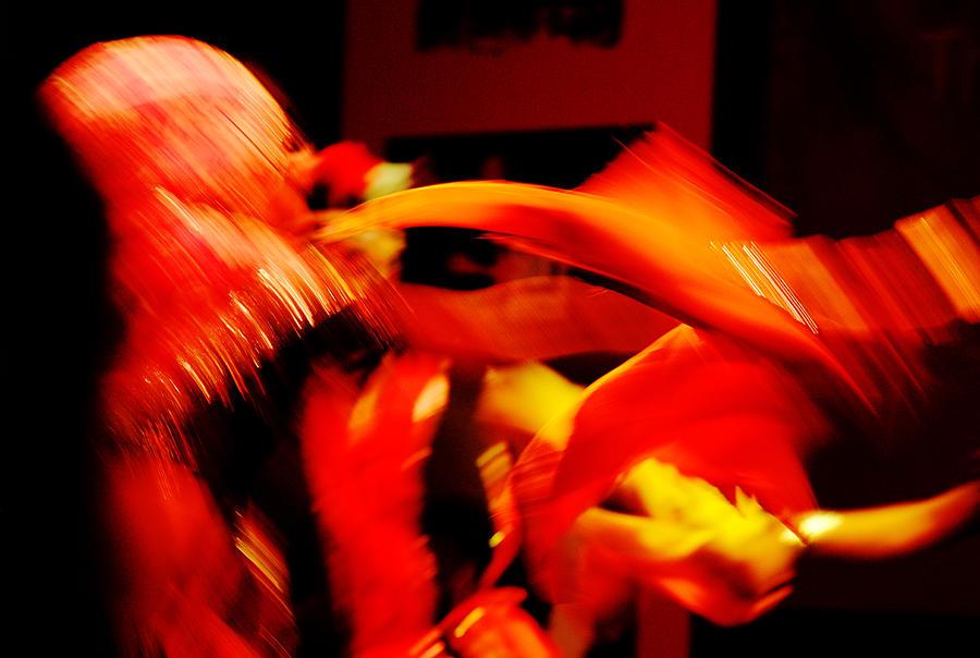 Dance Photograph - The Dance Season by Money Sharma
